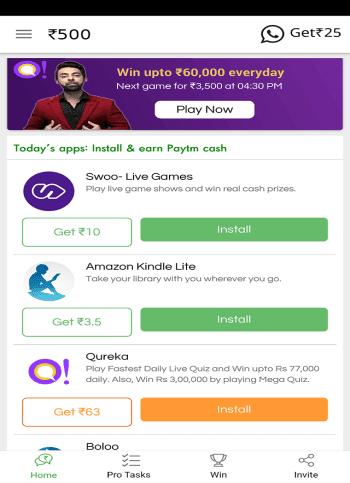 taskbuck app